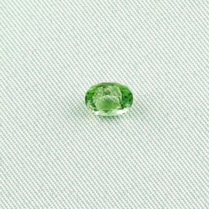 1.04 ct Tourmaline Verdelith gemstone 6.64 x 5.09 x 4.45 mm