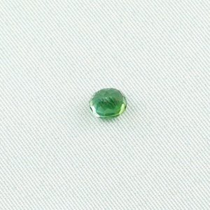 1.00 ct Tourmaline Verdelith gemstone 6.08 x 5.41 x 4.50 mm, pic