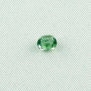 0.85 ct Tourmaline Verdelith gemstone 5.82 x 4.69 x 4.32 mm