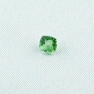 0.94 ct Tourmaline Verdelith gemstone 6.44 x 5.33 x 4.62 mm