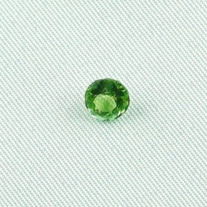 0.82 ct Tourmaline Verdelith gemstone 5.74 x 5.77 x 3.89 mm