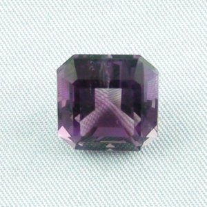 10.64 ct Amethyst gemstone jewelry stone 12.84 x 13.17 x 9.41 mm