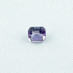 1.46 ct Amethyst gemstone jewelry stone 7.25 x 6.77 x 4.62 mm