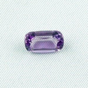 3.05 ct Amethyst gemstone jewelry stone 11.97 x 7.10 x 5.33 mm