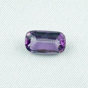3.31 ct Amethyst gemstone jewelry stone 12.90 x 7.63 x 4.79 mm