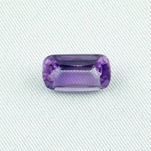 3.17 ct Amethyst gemstone jewelry stone 12.56 x 7.16 x 5.06 mm