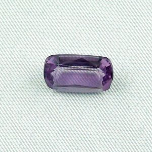 3.46 ct Amethyst gemstone jewelry stone 12.98 x 7.41 x 5.16 mm