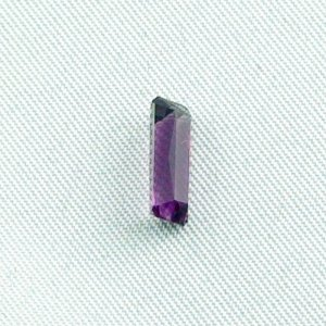 1.89 ct Amethyst gemstone jewelry stone 10.73 x 4.44 x 3.45 mm, pic4