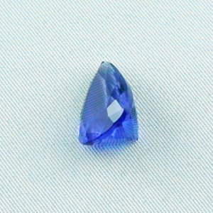 11.86 ct Tanzanite gemstone pendant stone 16.92 x 12.67 x 9.59 mm, pic2