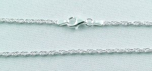 4 gr silver chain, necklace silver