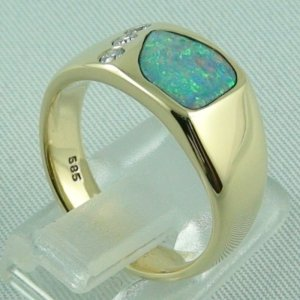 opalring, goldring with opal, opal gold ring, opal, opal, opals, pic3