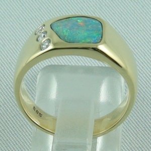 opalring, goldring with opal, opal gold ring, opal, opal, opals, pic4