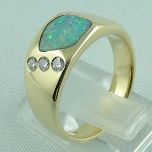 opalring, goldring with opal, opal gold ring, opal, opal, opals, pic5