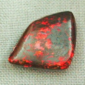 34,19 ct Koroit Boulder Opal Investment 31,83 x 22,90 x 7,42 mm, Bild6