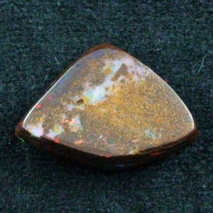 34,19 ct Koroit Boulder Opal Investment 31,83 x 22,90 x 7,42 mm, Bild7