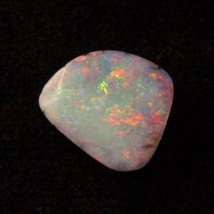 15.43 ct Boulder Opal gemstone 17.86 x 15.62 x 6.76 mm, pic2