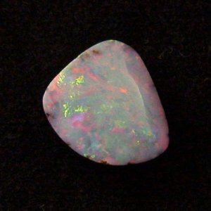 15.43 ct Boulder Opal gemstone 17.86 x 15.62 x 6.76 mm, pic5