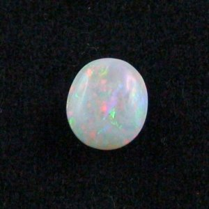 4.19 ct White Opal gemstone 11.82 x 10.25 x 5.66 mm, pic5