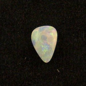 1.58 ct White Opal gemstone 11.44 x 8.03 x 3.20 mm