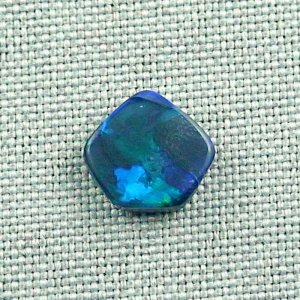 2,01 ct Black Opal 10,79 x 11,48 x 2,58 mm