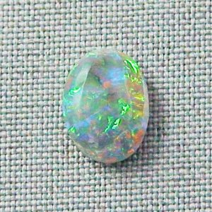 3,47 ct Black Crystal Opal 14,01 x 10,27 x 4,08 mm
