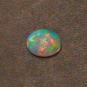 1.93 ct Welo Opal Gemstone 10.11 x 8.05 x 5.18 mm
