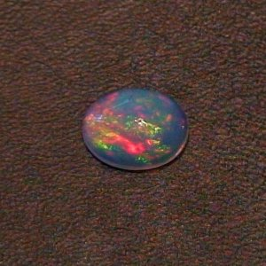 1.52 ct Welo Opal Gemstone 9.95 x 7.96 x 4.10 mm