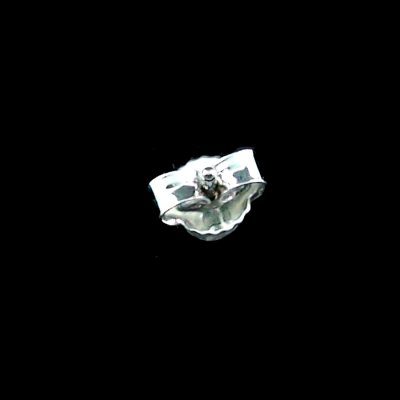 0.51 gr men ear stud 0.155 ct diamond earring, pic3