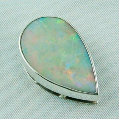 9.02 gr.  opalpendant, silver pendant 935, olympic field White Opal, pic2