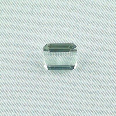 1.95 ct topaz white gemstone jewelry stone 7.79 x 6.33 x 3.74 mm, pic1
