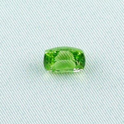 3.08 ct peridot gemstone jewelry stone 9.56 x 6.50 x 5.92 mm, pic1