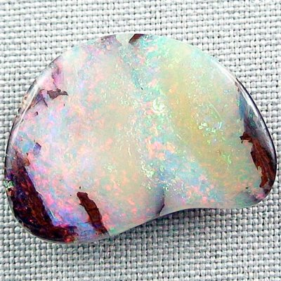 34.34 ct Investment Boulder Opal 31.81 x 23.38 x 7.85 mm, pic6