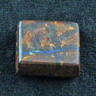 71.25 ct Boulder Opal Investment 27.08 x 23.07 x 11.71 mm, pic9