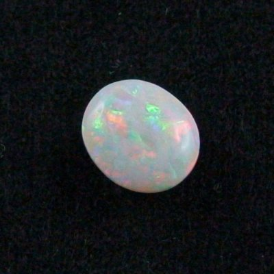 4.19 ct White Opal gemstone 11.82 x 10.25 x 5.66 mm, pic4
