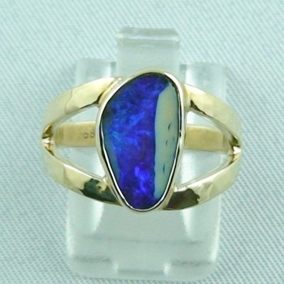 opalring, goldring with opal, opal gold ring, opal, opal, opals, pic1